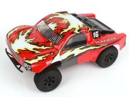 Amewi/HSP MINI Short Course Truck  Khan  M 1:18 / 2,4 GHz / RTR / 4WD