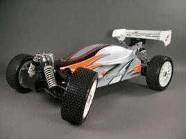 Buggy  AM8E  Brushless M 1:8 / 2,4 GHz / 4WD / 2150KV