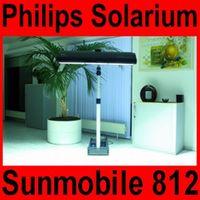 Solarium Philips Sunmobile HB 812 Homesun Sonnenbank