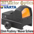 "VECTOR OPTICS ""SPHINX"" Rotpunkt RedDot (DOC-Style) Visier Zieloptik für 22mm Picatinny / Weaver Schiene"