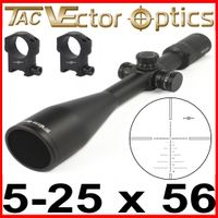 VECTOR OPTICS Taktisches Zielfernrohr Paragon 5-25 x 56 für Picatinny / Weaver Schiene