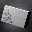 Namenskarten Platzkarten Tisch karten Hochzeit Geburtstag Party Schmetterling Dekoration 10/25/50/100 Packung