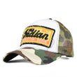 Baseball Cap  Indian  Camouflage Basecap Mütze Baseballcap Kappe Unisex Vintage Mesh Trucker