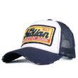 """Baseball Cap """"Indian"""" Navy Basecap Mütze Baseballcap Kappe Unisex Vintage Mesh Trucker"""