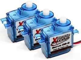 3er Set Mini Servo: OR-9