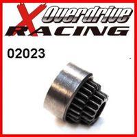 HSP 02023 Clutch Bell (Double Gear) / Kupplungsglocke