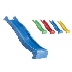 Wellenrutsche 230 Rutsche für Podesthöhe 115-125 cm