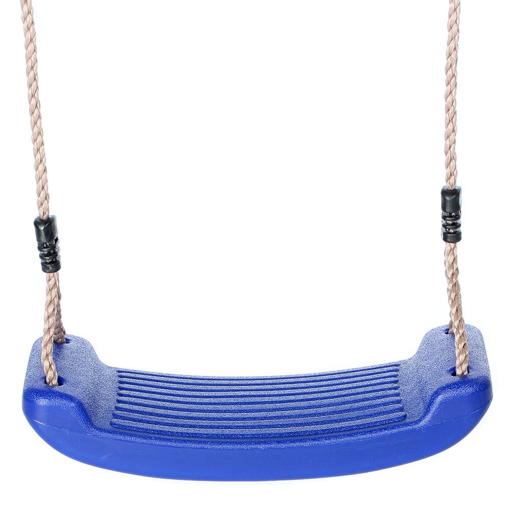 Schaukelsitz aus Kunststoff dunkelblau