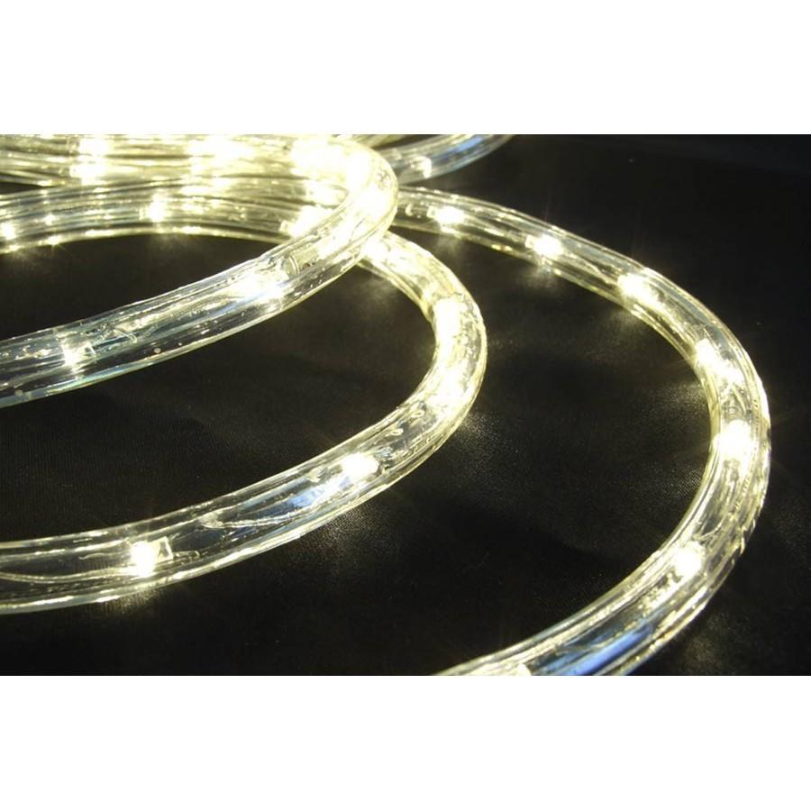 LED Lichtschlauch 25 m warmweiß