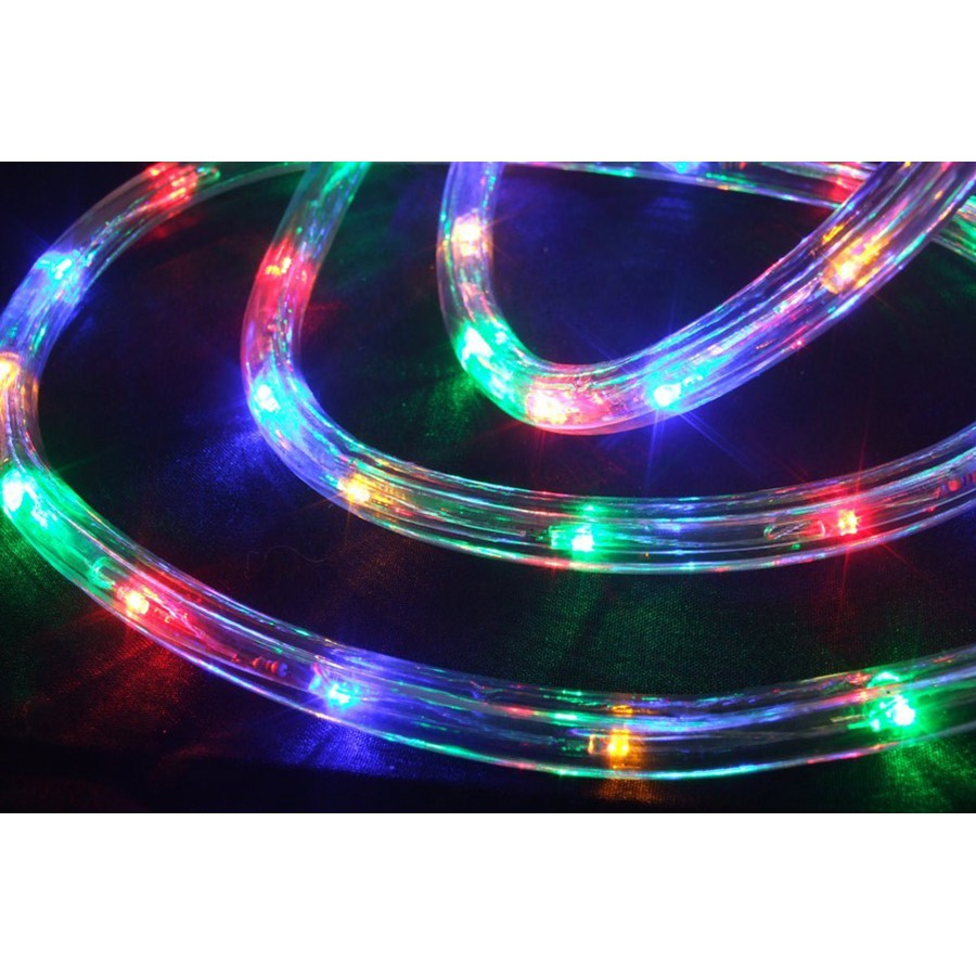 LED Lichtschlauch 25 m Farbe multicolor