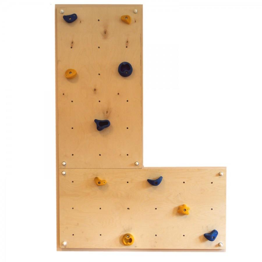 Indoor Kletterwand IW2 mit 10 Griffen