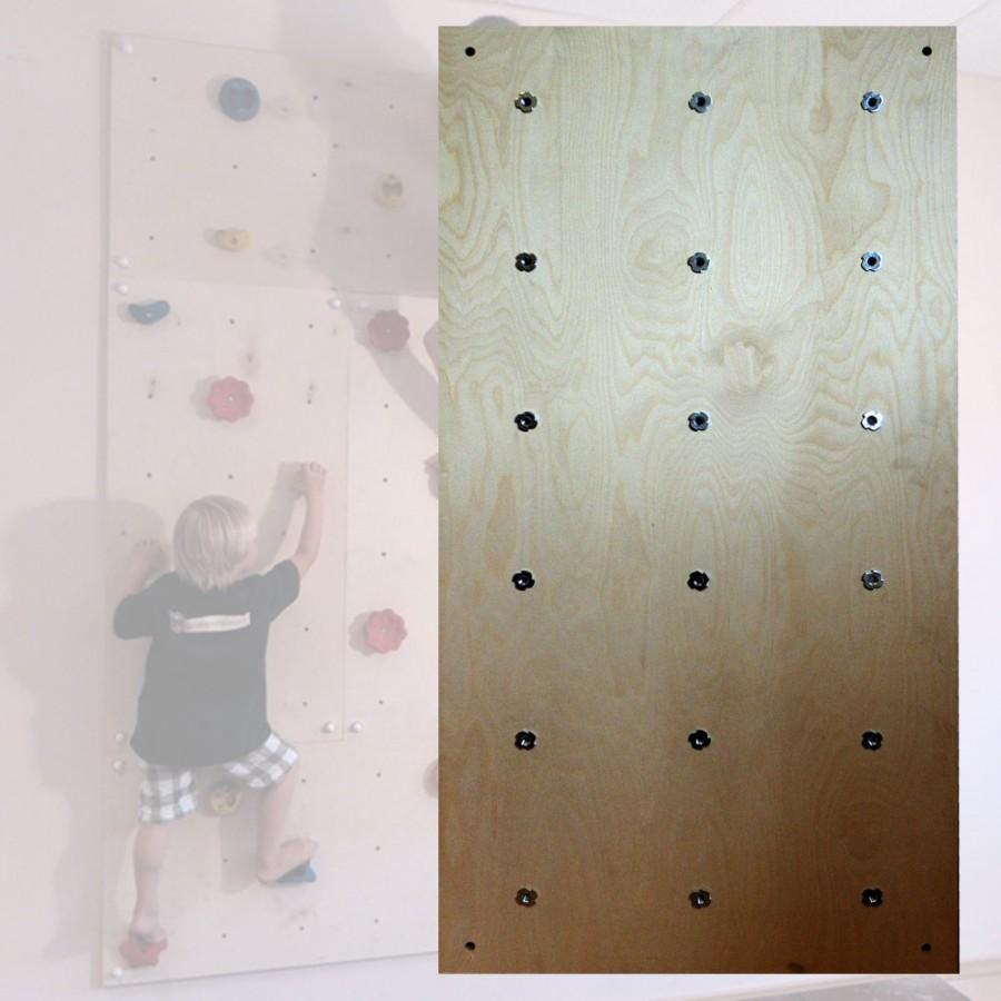 Zusatz-Wandplatte ZIW1 120x60 cm für Indoor-Kletterwand