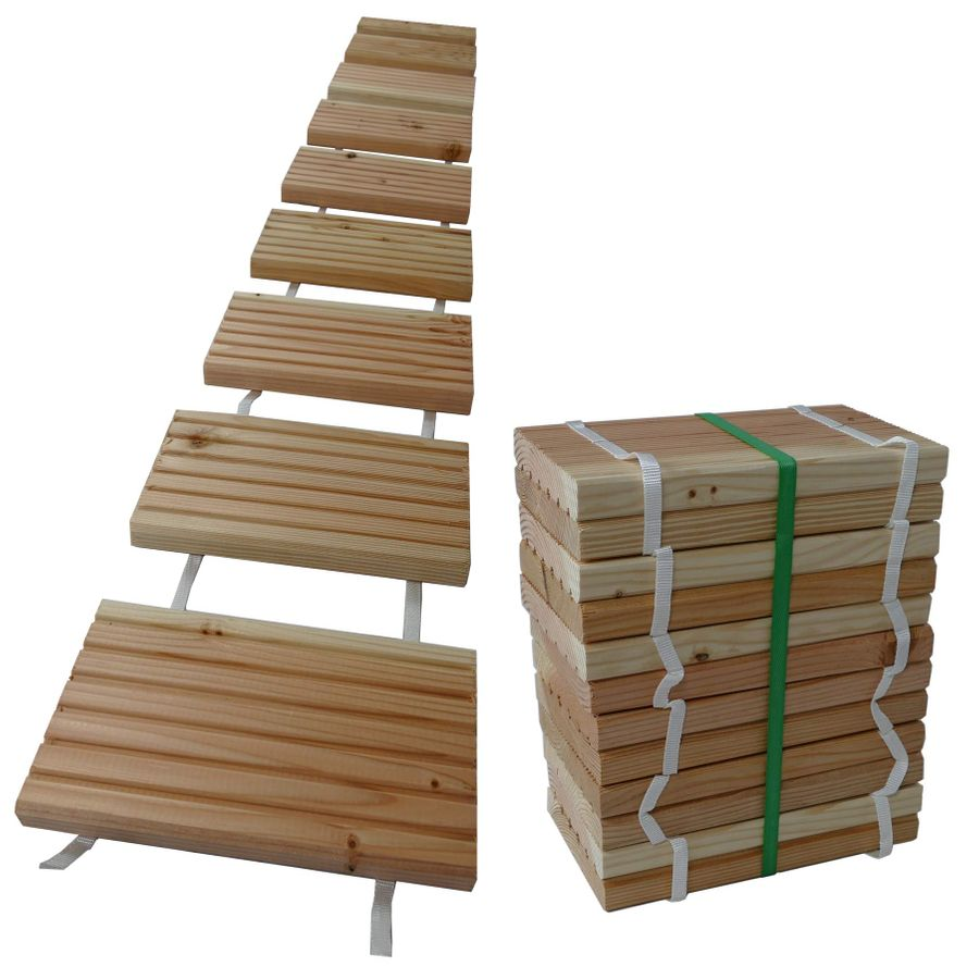 Rollweg Larche 250 Cm Lang 25 Cm Breit Spielturm Aus Holz Fur Den Garten Kaufen