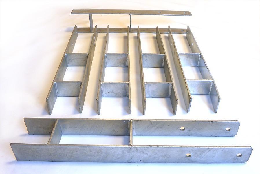 h anker 71 mm pfostentr ger pfostenschuh f r pfosten 7x7 cm spielturm carport. Black Bedroom Furniture Sets. Home Design Ideas