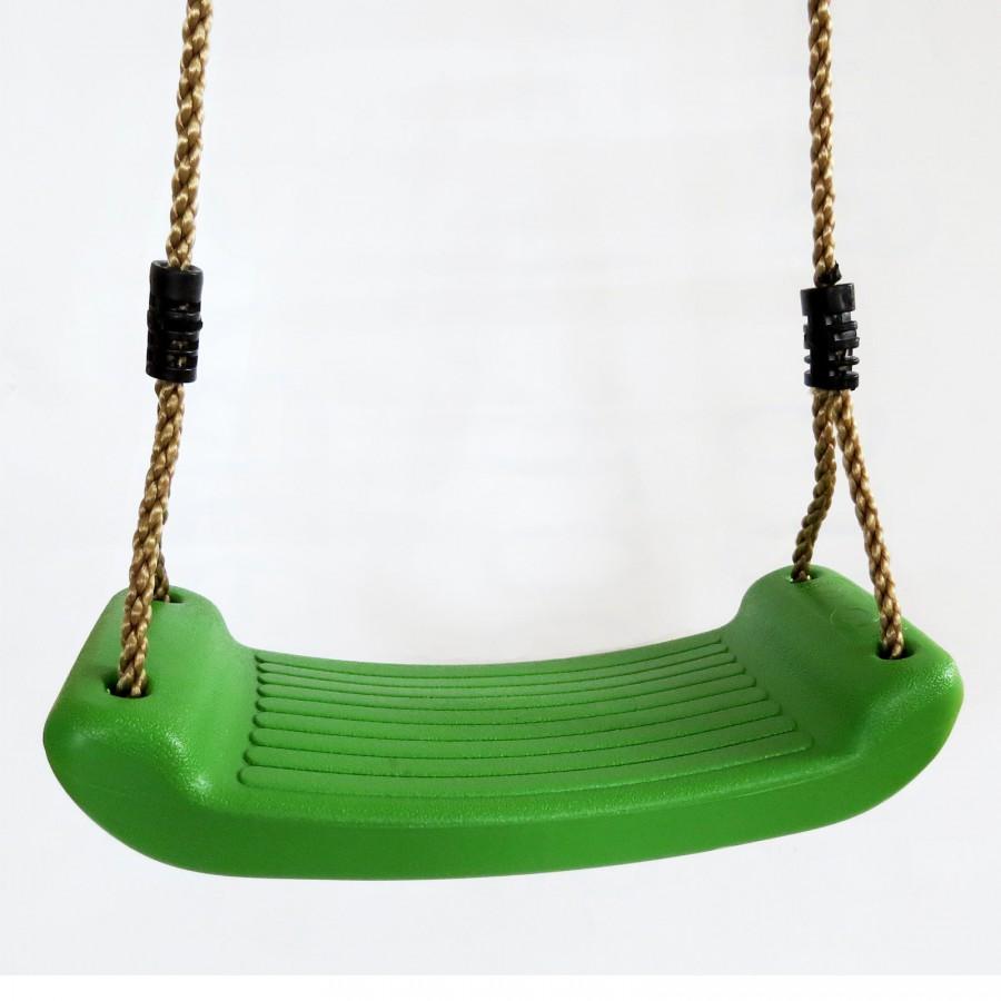 Schaukelbrett apfelgrün Kunststoff