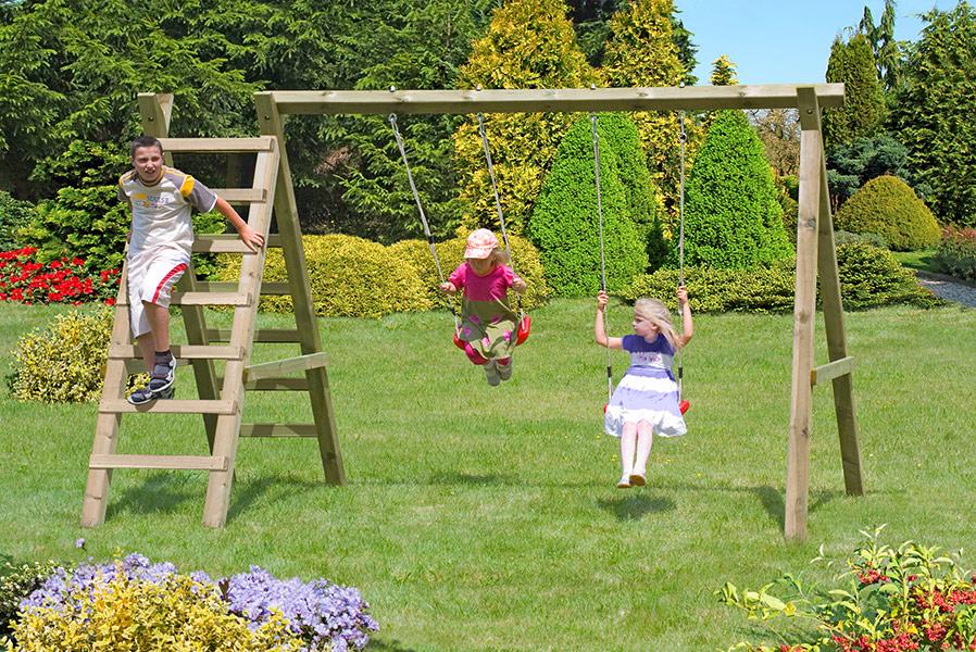 Klettergerüst Holz Streichen : Klettergerüst holz streichen kinderspielgeräte garten