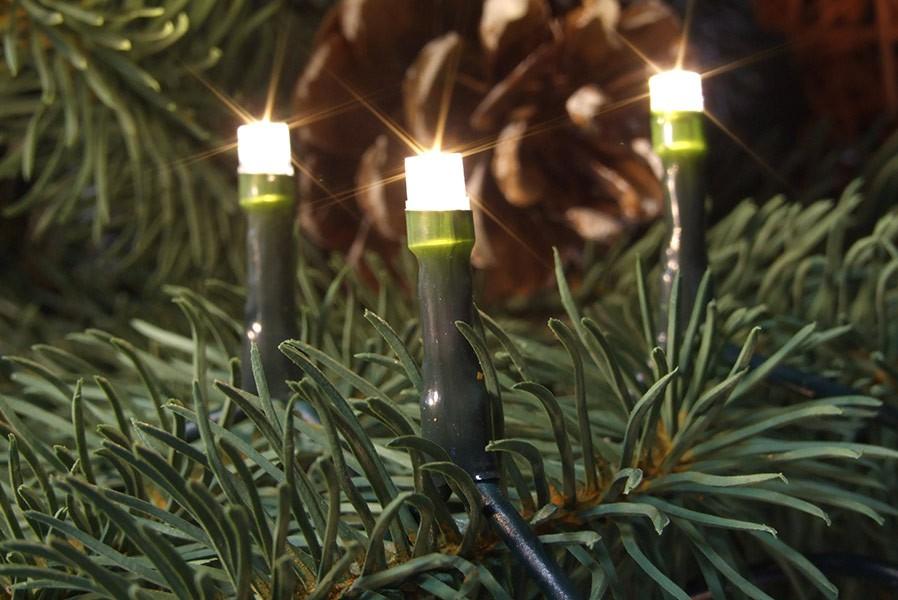 weihnachtsbaum lichterkette 100 led 10 m warmwei innen. Black Bedroom Furniture Sets. Home Design Ideas