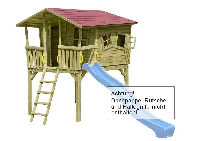 Stelzenhaus Tom Fun Spielturm Kinder Spielhaus Baumhaus Von Gartenpirat