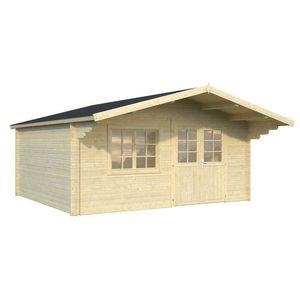 Gartenhaus 500x445 cm, Britta 19,7 m²