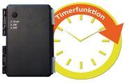 Batterie-Lichternetz mit Timer