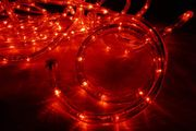 LED Lichtschlauch rot