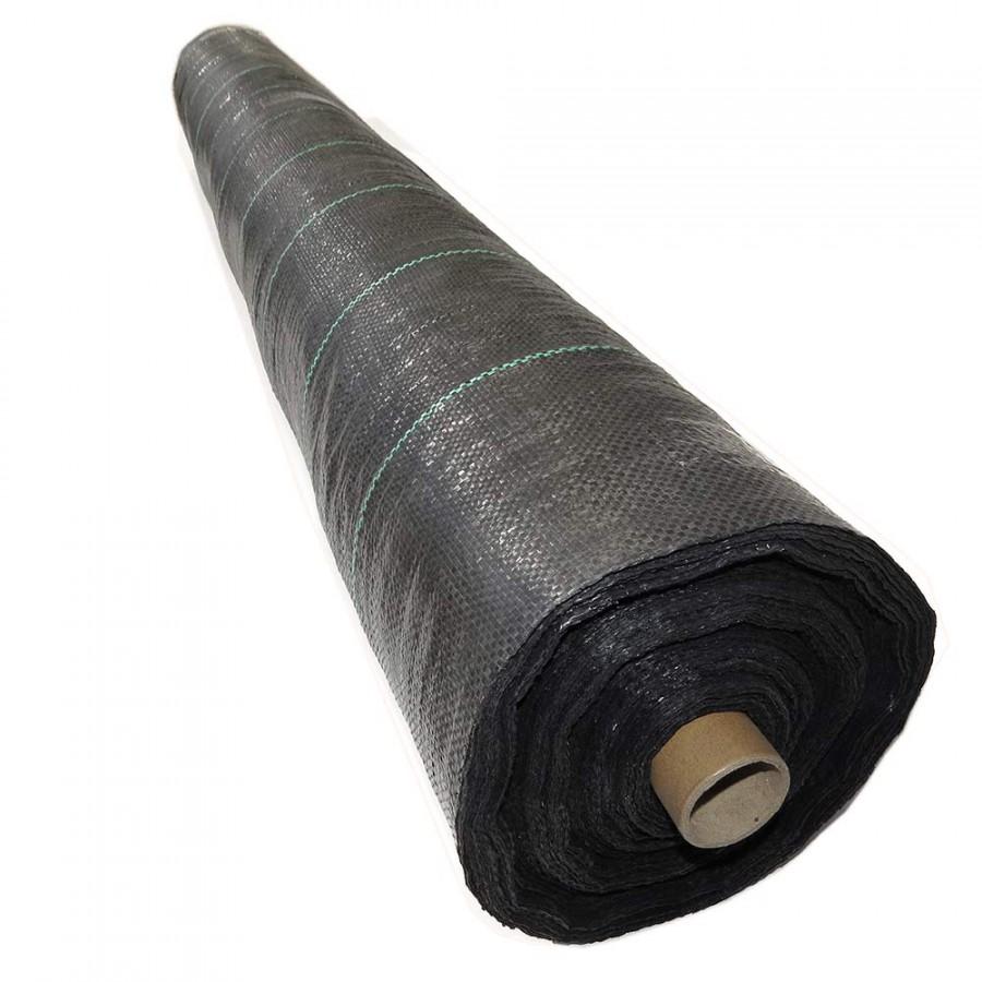 1 Rolle Unkrautvlies 100 x 2 m (200 m²)