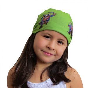 Schlauchtuch Multifunktionstuch Piraten-Kopftuch für Kinder