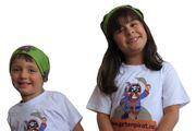 Multifunktionstuch für Kinder
