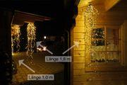 LED Lichterbündel Beispiel
