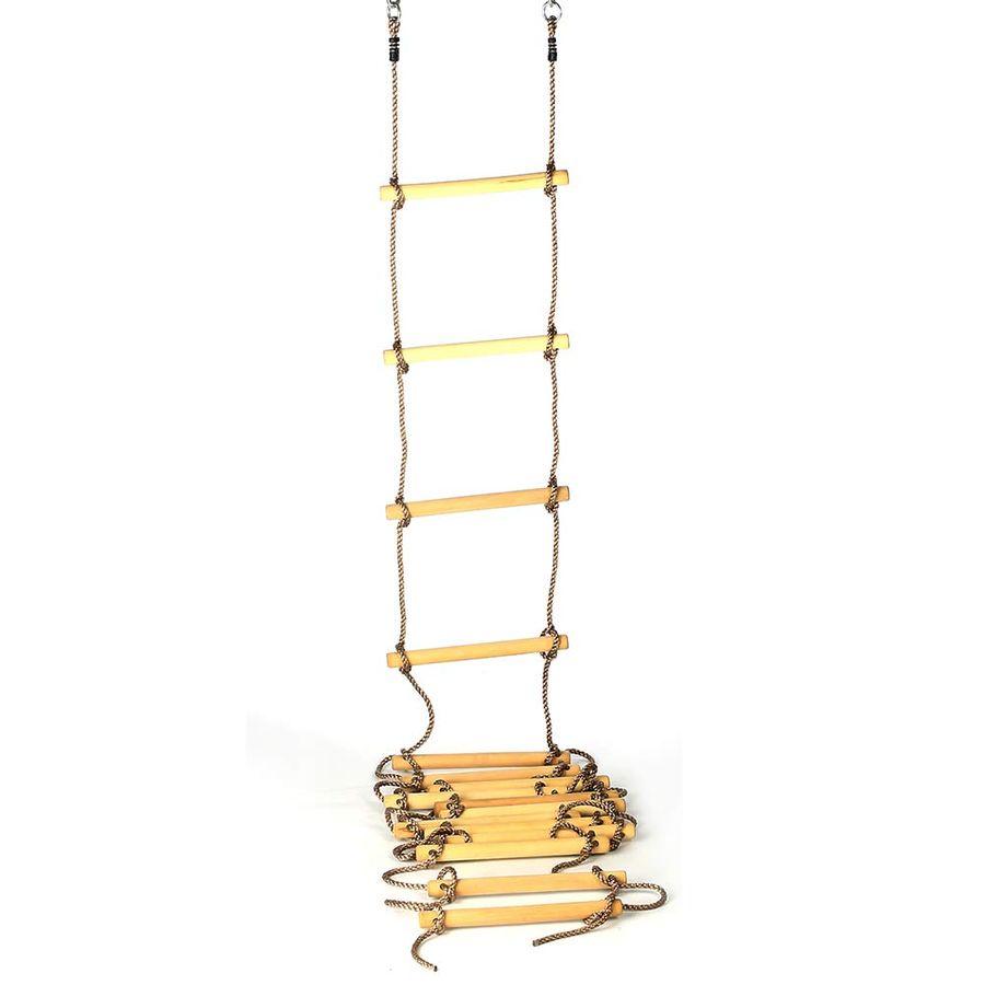 strickleiter f r kinder l nge 560 cm mit 16 sprossen. Black Bedroom Furniture Sets. Home Design Ideas