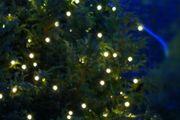 B-Ware: LED Lichternetz 4 x 4 m 360 LED warmweiß