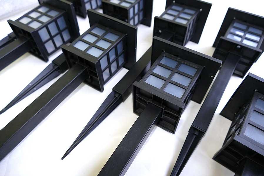 led gartenlaternen set. Black Bedroom Furniture Sets. Home Design Ideas