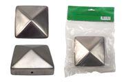 Pfostenkappe aus Metall