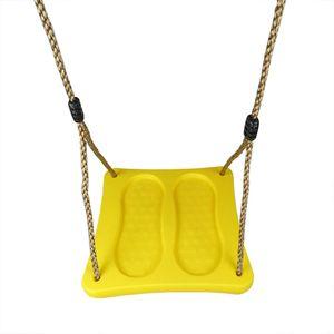 Stehschaukel zum Schaukeln im Stehen gelb