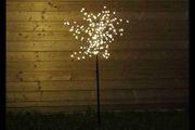 B-Ware - LED-Kirschblütenbaum 150 cm hoch mit 200 LED für außen