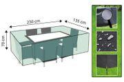 Schutzhülle 230x135x70 cm für Gartensitzgruppe