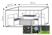 Abdeckplane 240 x 200 x 95 cm für Lounge-Möbel