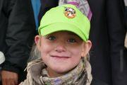Gartenpirat-Kappe Schirmmütze grün für Kinder und Erwachsene