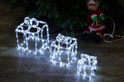 Geschenkboxen zur Weihnachtsbeleuchtung