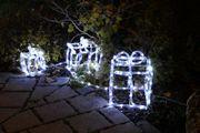 LED-Beleuchtung für Weihnachten aussen