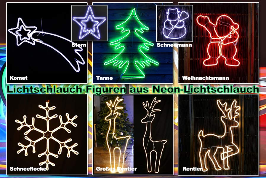 weihnachtsstern neon. Black Bedroom Furniture Sets. Home Design Ideas