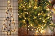 Weihnachtsbeleuchtung LED Lichterkette