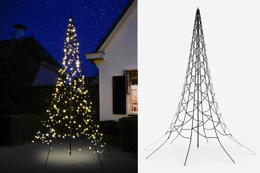 Led Weihnachtsbeleuchtung Baum.Led Baum Weihnachten Garten