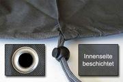 Schutzhülle Ø 250 cm für runde Lounge-Liege oder Rattan-Sonneninsel