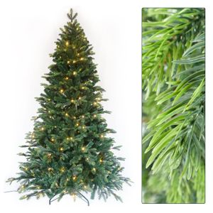 Weihnachtsbaum Bontree Tanne 210 cm mit 280 LED