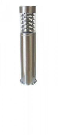 Sockelleuchte Saturn Edelstahl E27 450mm