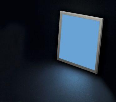 Led Panel 620X620mm 96 LED inkl. FB RGB