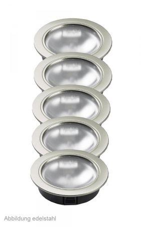 Strahlerset Kb12 5-Teilig Weiss