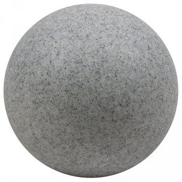Leuchtkugel Mundan granit 500 mm, innen und Außen