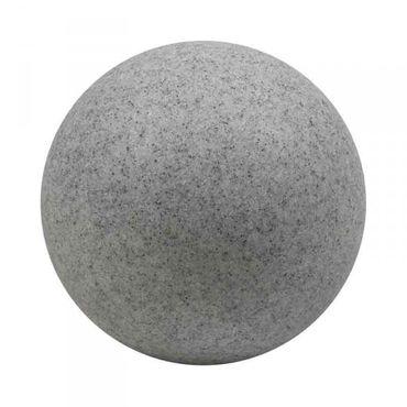 Leuchtkugel Mundan granit 400 mm, innen und Außen